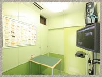 猫・小動物専用診察室